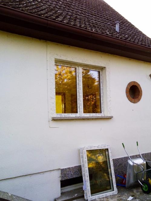 Flurfenster